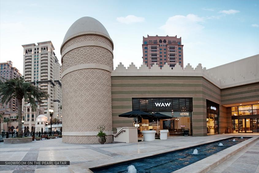 WAW Showroom
