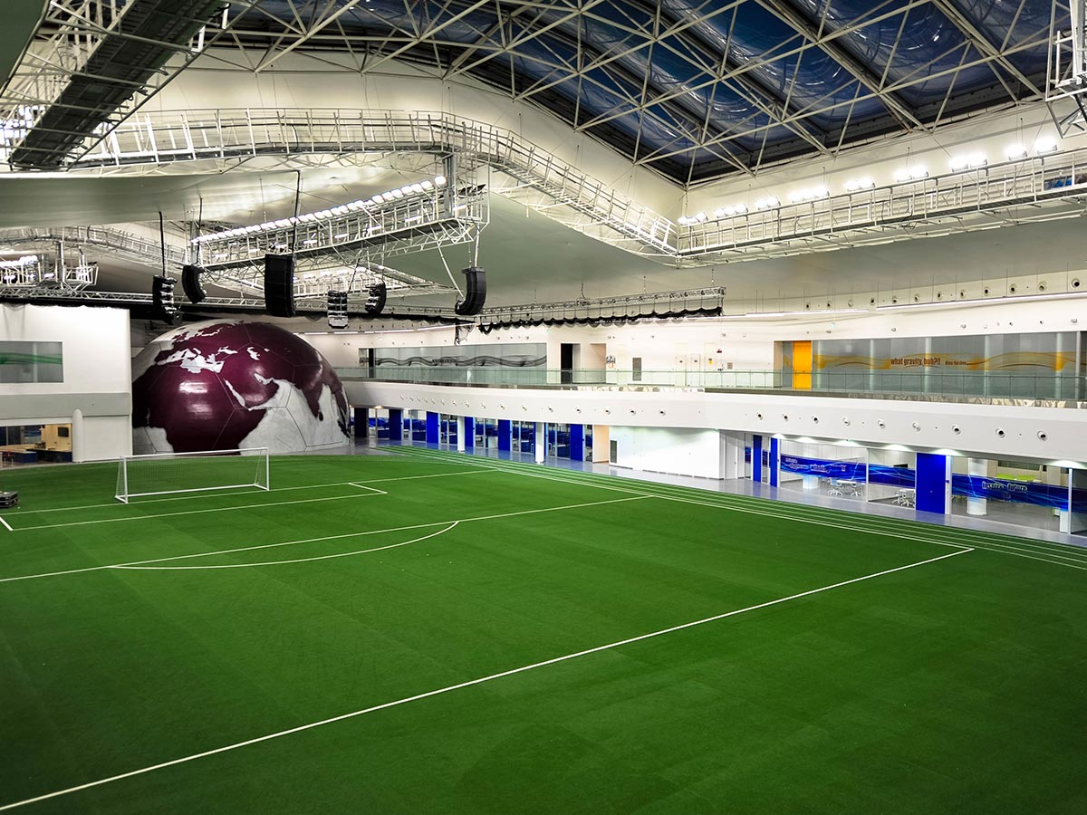 Aspire Academy Expansion