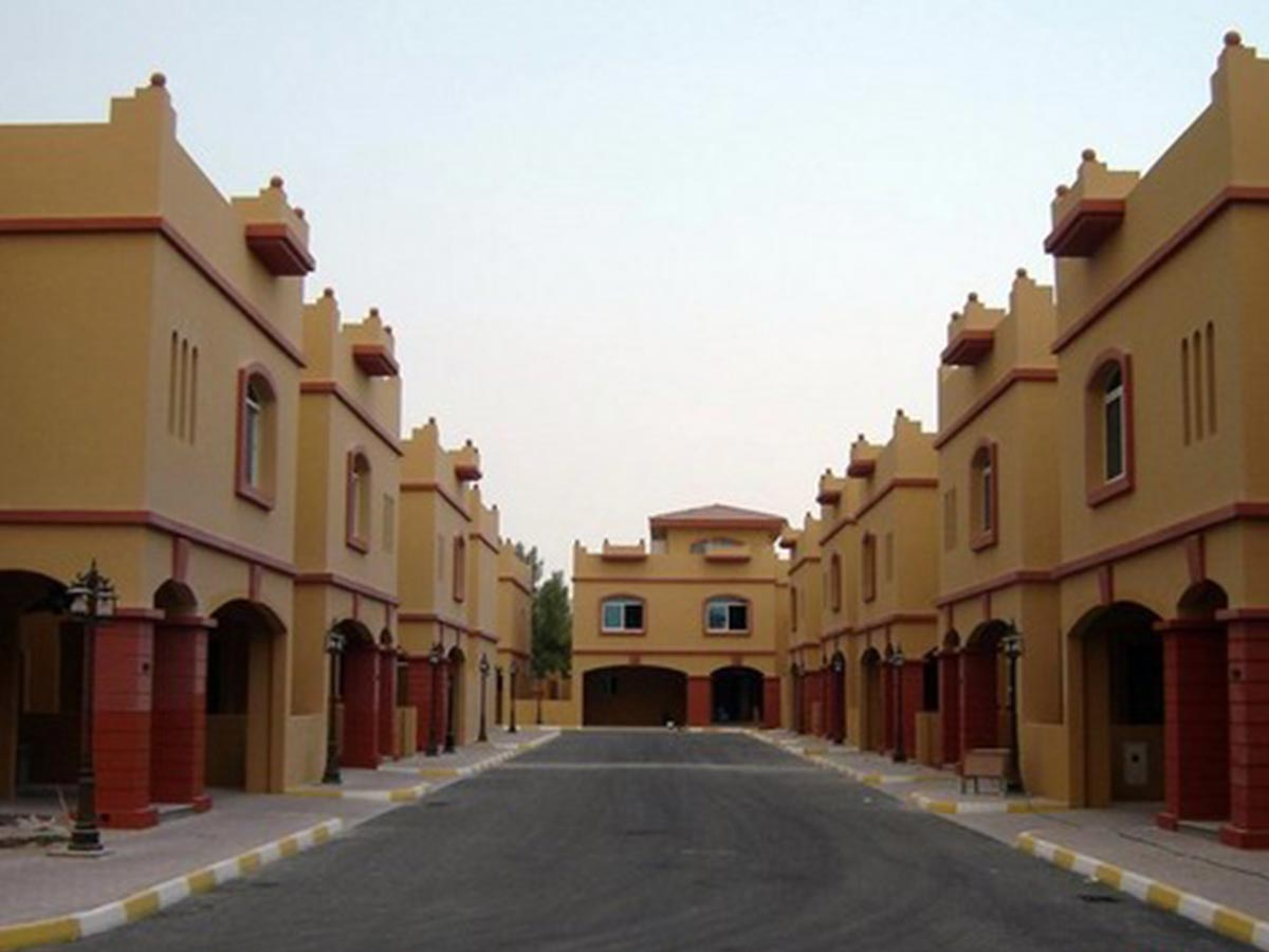 Al Dana Garden III (51 Villas)