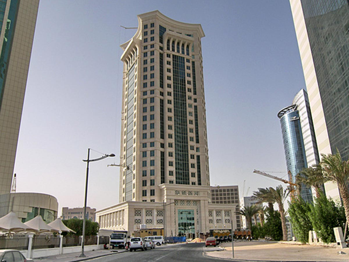 Al Qassar Office Tower