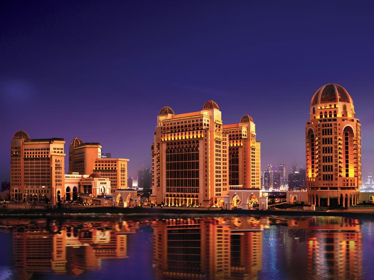The St. Regis Doha – Al Gassar Resort